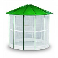 Pajarera modular de jardín Natalia