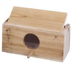 Nido de madera para pájaros nº2