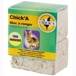 Chick'A bloque de roer