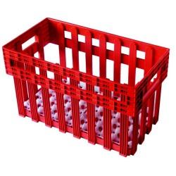 Caja transporte de huevos