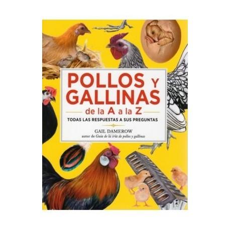 Libro. Pollos y gallinas de la A a la Z