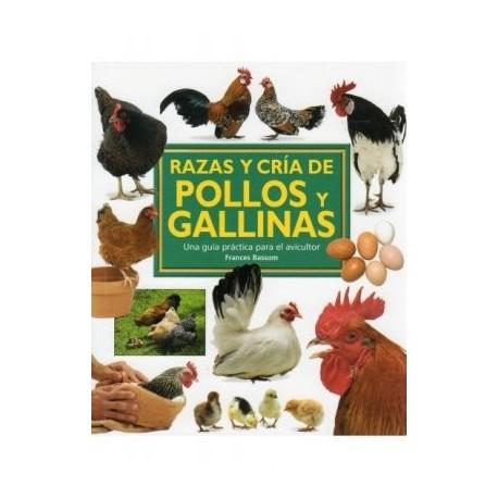 Libro. Razas y cría de pollos y gallinas