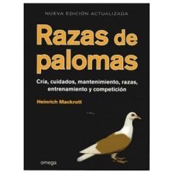 Libro. Razas de palomas