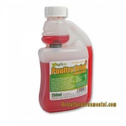 Poultry Drink. Suplemento mineral de hierro