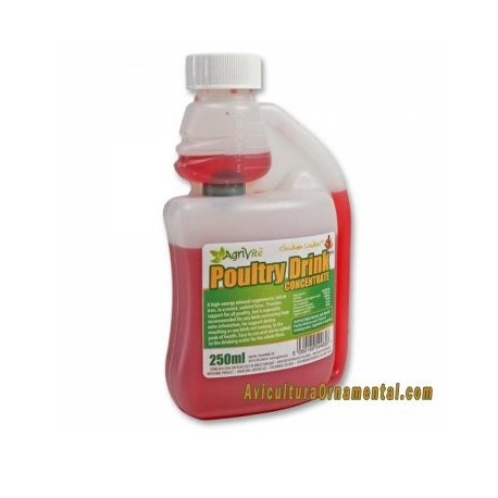 Poultry Drink. Suplemento mineral de hierro