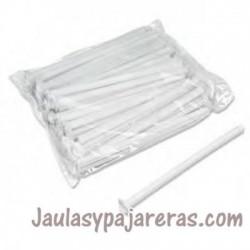 Palo plástico 25 cm