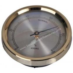 Higrómetro bimetálico diámetro 45 mm