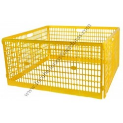 Panel de encierro para pollitos